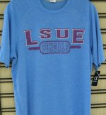 LSUE Bengals Faded look Short Sleeve T-Shirt